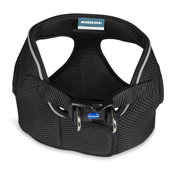 Dog Harness, Black