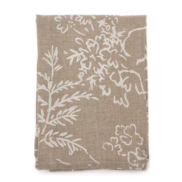 Nymans Foliage Tea Towel