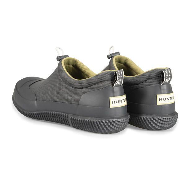 National Trust Hunter Men's Mesh Shoe, Dark Slate