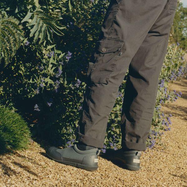 National Trust Hunter Women's Mesh Shoe, Dark Slate