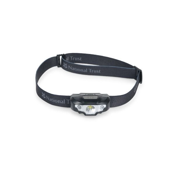 National Trust Head Torch, 155 LED