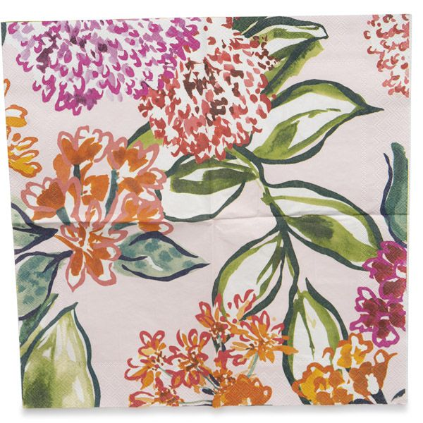Nymans Flora Paper Lunch Napkins