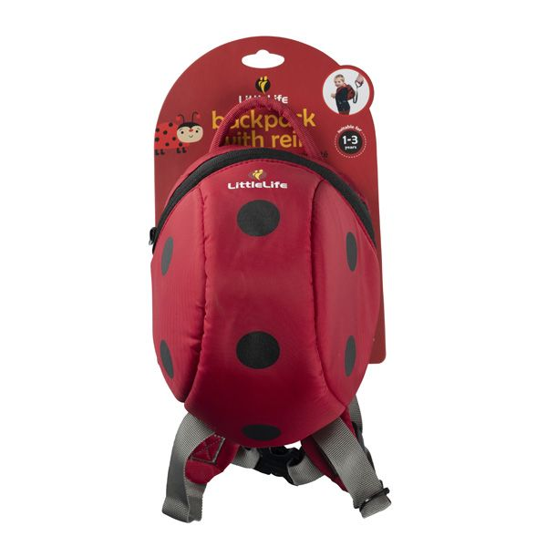 Ladybird Toddler Backpack Bag