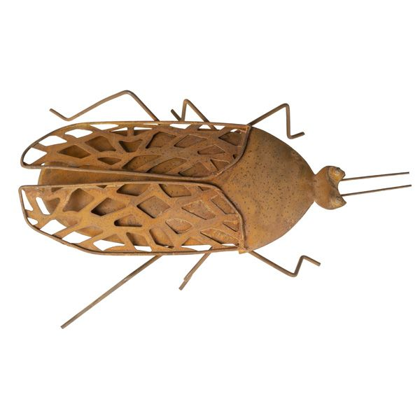 Rusty Insect Sculpture