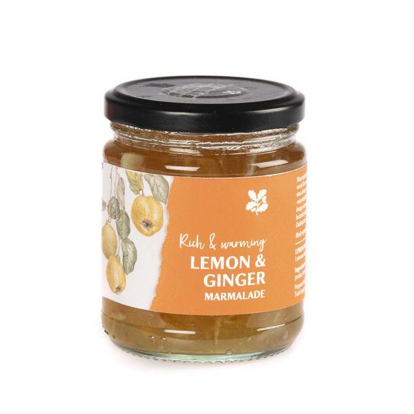 National Trust Lemon and Ginger Marmalade
