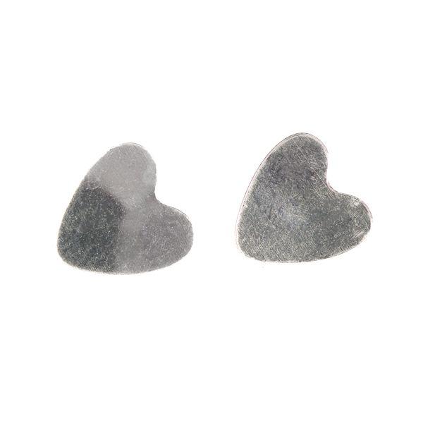 The Old Farmhouse Jewellery Stud Earrings, Heart