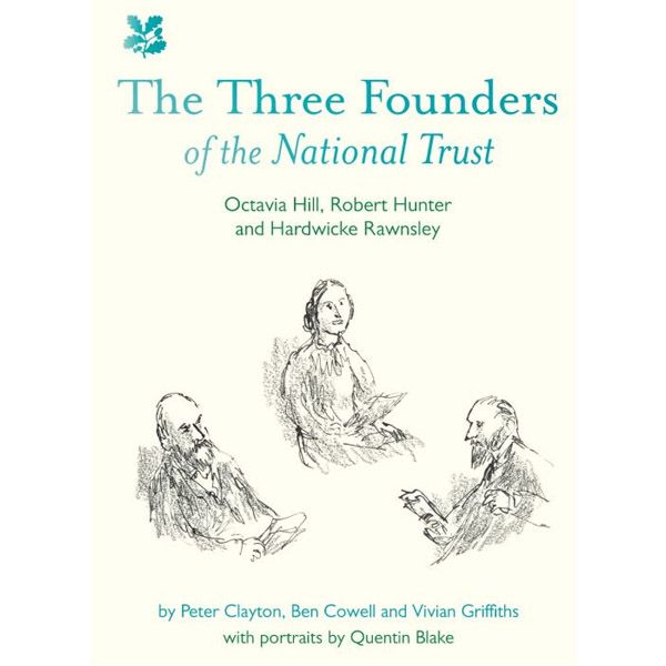 National Trust The Three Founders