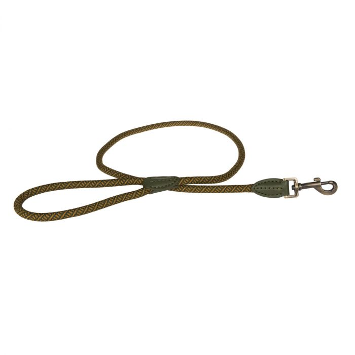 Sophie Allport Dog Rope Lead, Green