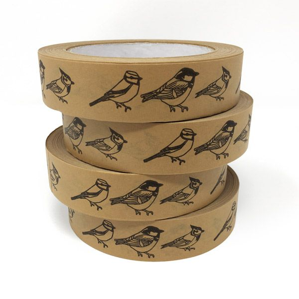 British Tits Paper Tape