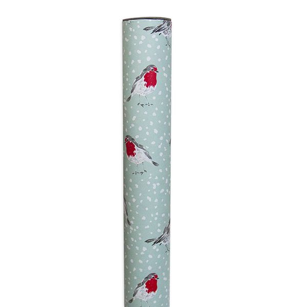 Robin Roll Wrapping Paper
