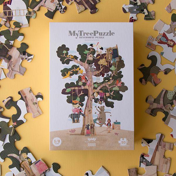 My Tree Jigsaw Puzzle, 50 Pieces