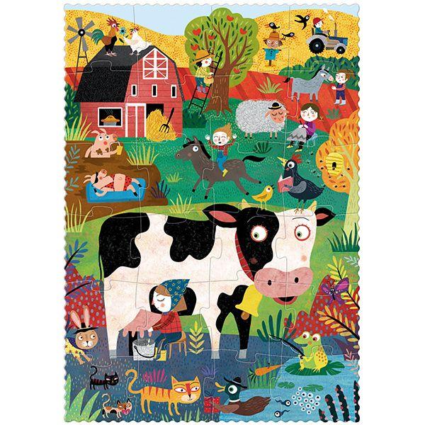 My Little Farm Jigsaw Puzzle, 24 Pieces