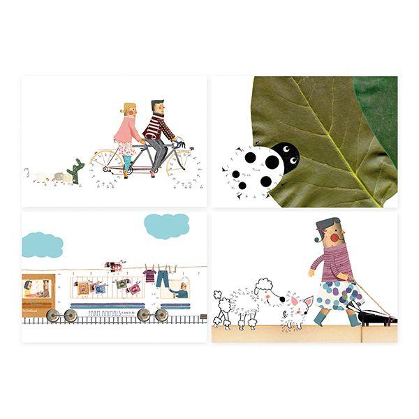 ART and Dots Activities Book