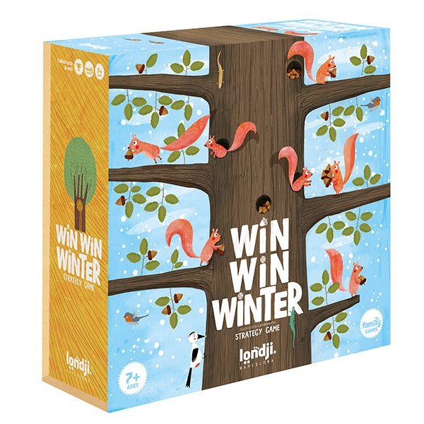 Win Win Winter, Strategy Game