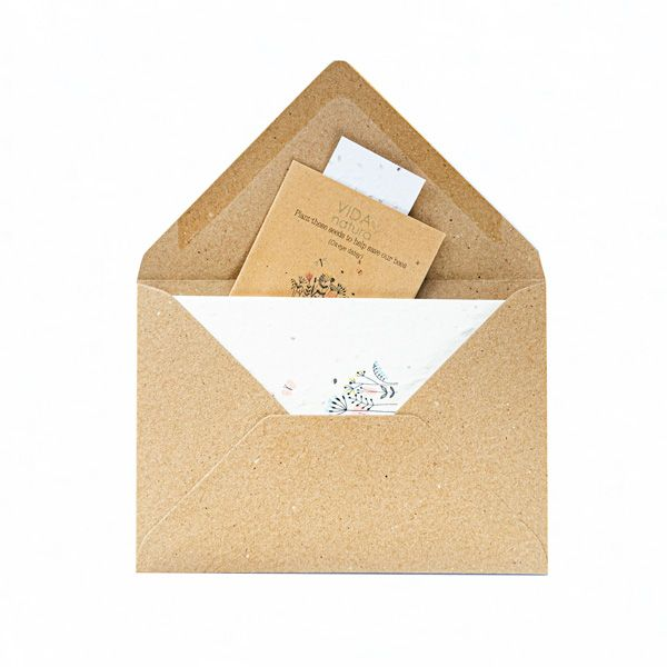 Plantable Notecards, Set of 3