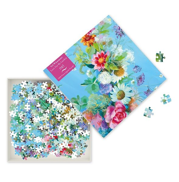 Nel Whatmore Love For My Garden Jigsaw Puzzle, 1000 Pieces