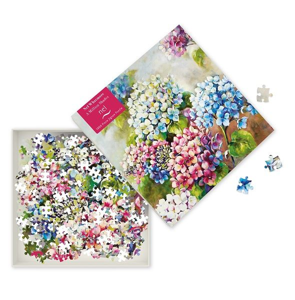 Nel Whatmore A Million Shades Jigsaw Puzzle, 1000 Pieces