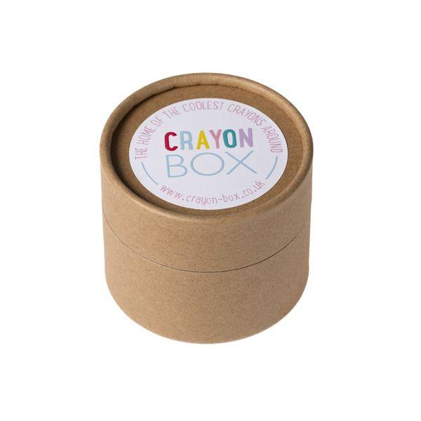 Tub of Crayons, Leaves with Hidden Hedgehog