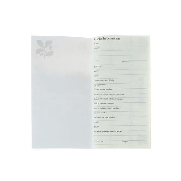 2022 Year Planner Diary
