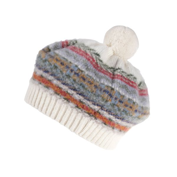Women's Fairisle Knit Hat