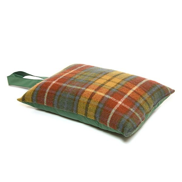 Event Cushion in Antique Buchanan Tweed