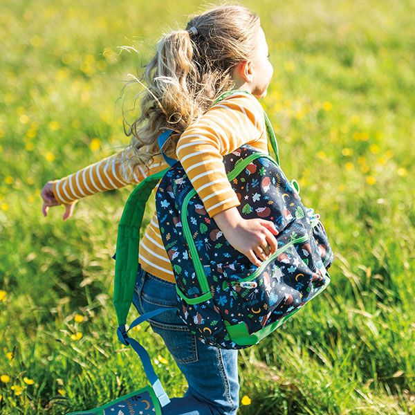 Frugi and National Trust Backpack, Nocturnal Explorers
