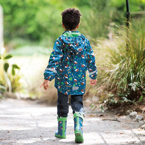 Frugi and National Trust Welly Liner, Nocturnal Explorers