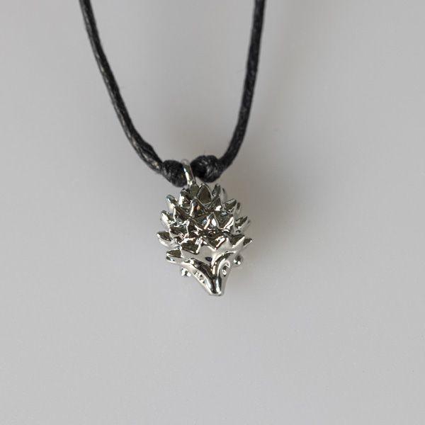 The Old Farmhouse Jewellery Wish Bracelet, Hedgehog