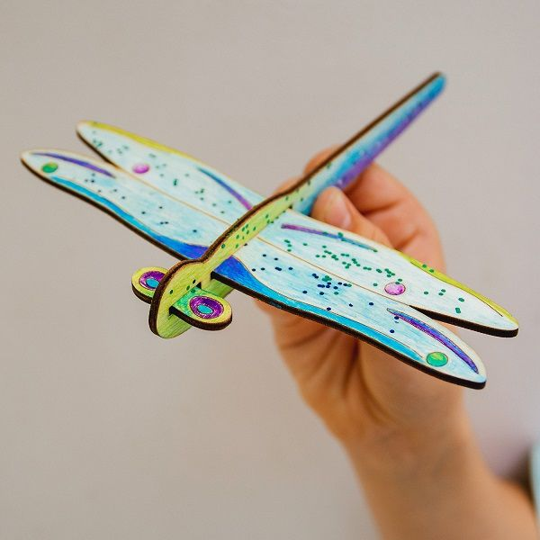 Make Your Own Dragonfly Glider