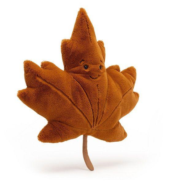 Jellycat Large Woodland Maple Leaf