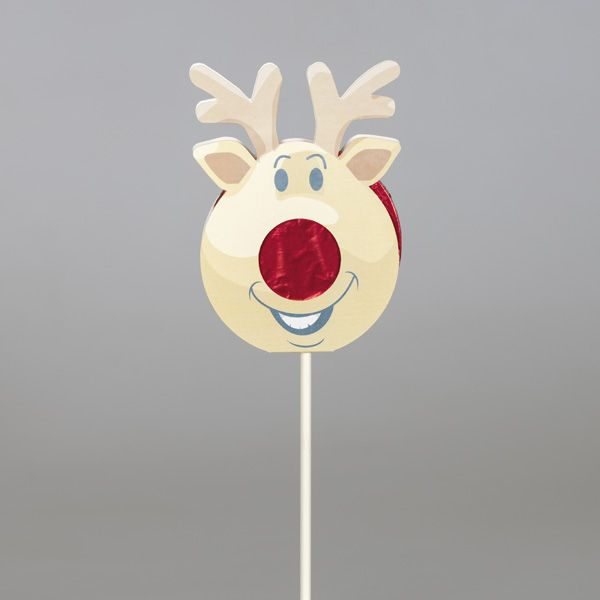 Chocolate Reindeer Lolly