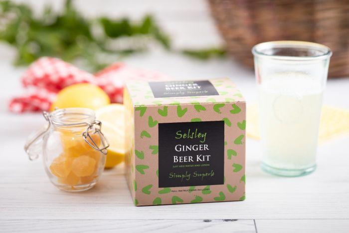 Make Your Own Ginger Beer Kit