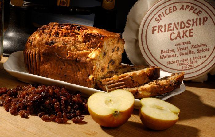 Make Your Own Friendship Cake Kit