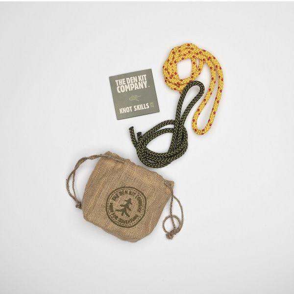 The Den Kit Company Knot Skills Kit