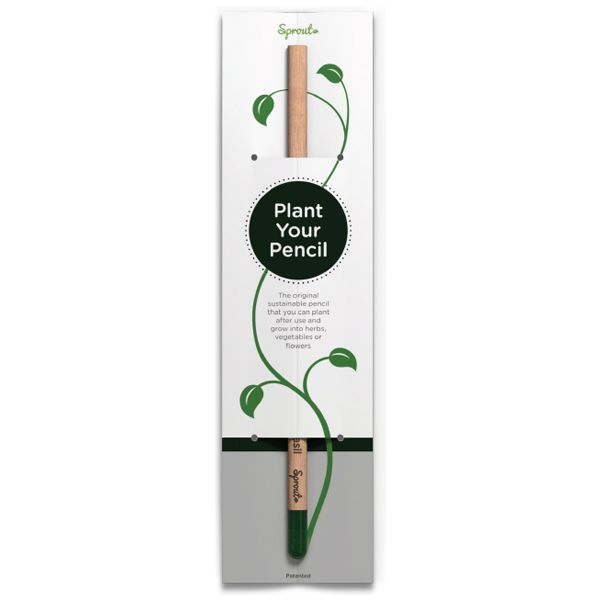 Sustainable Plantable Pencil