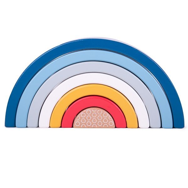 Rainbow Stacking Toy