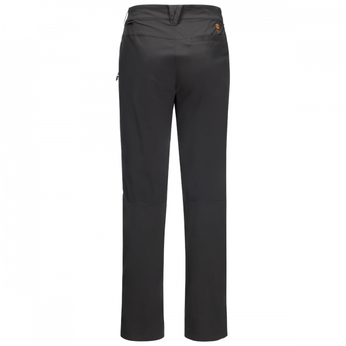 National Trust Jack Wolfskin Men's Wicken Fen Trousers, Phantom