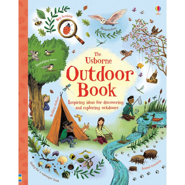 Usborne Outdoor Book