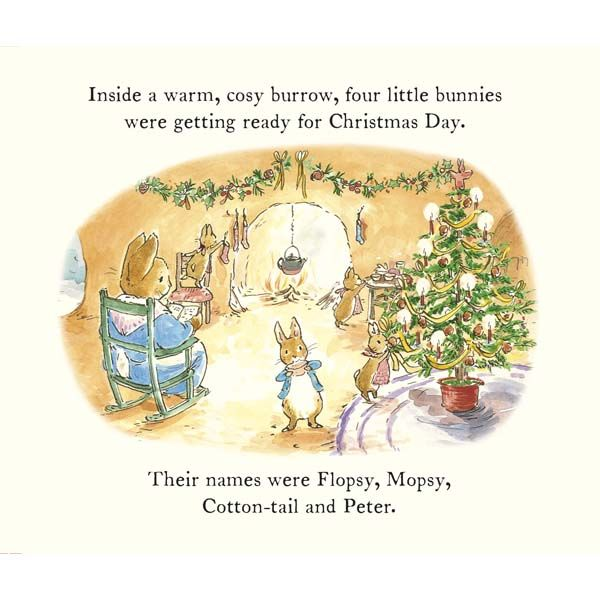 A Peter Rabbit Tale, A Christmas Wish