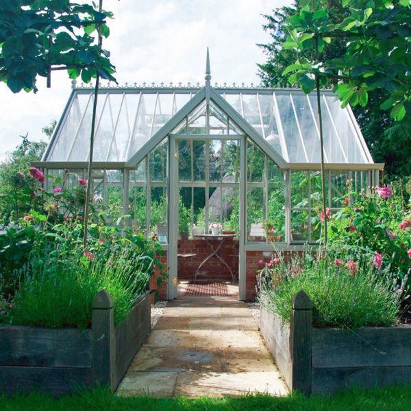National Trust Alitex Mottisfont Greenhouse