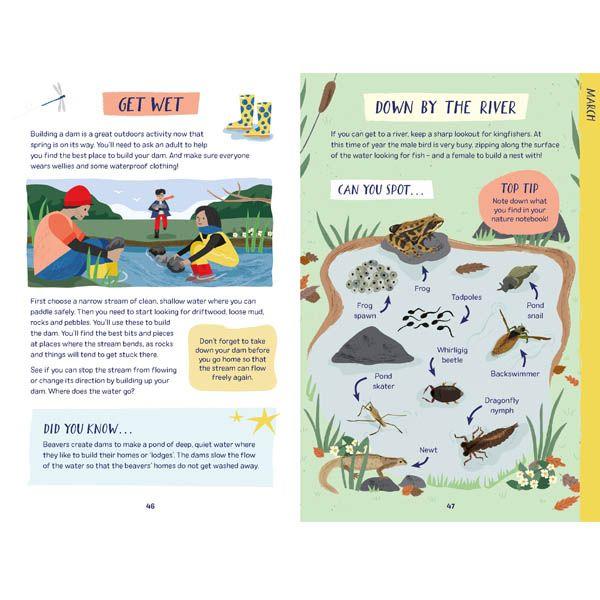 Nature: Children's Almanac 2021