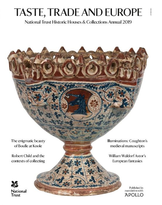 Historic Houses and Collections Annual 2019