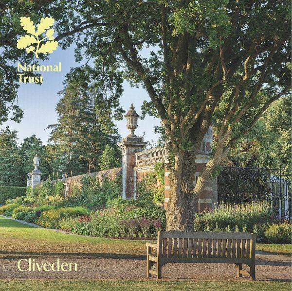 National Trust Cliveden Guidebook