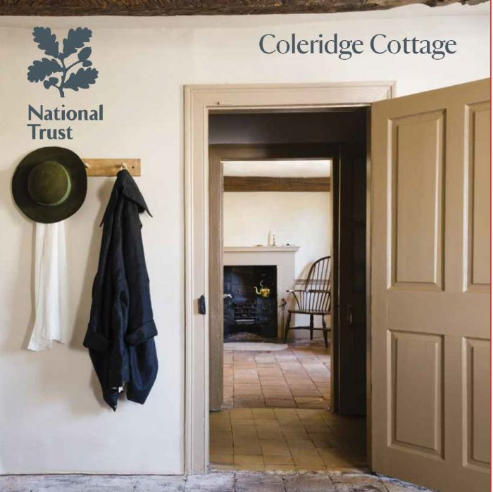 National Trust Coleridge Cottage Guidebook