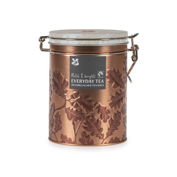 National Trust Everyday Tea Tin