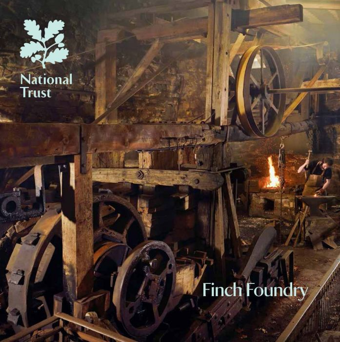 National Trust Finch Foundry Guidebook