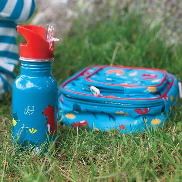 National Trust Frugi Woodland Wanders Splish Splash Water Bottle