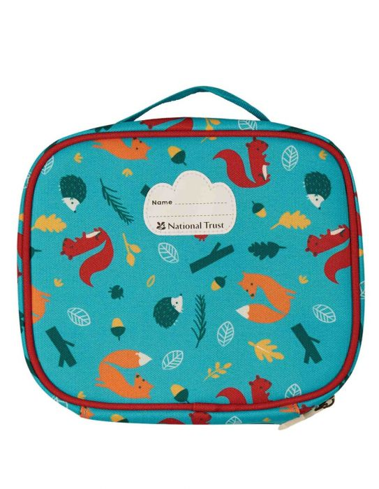 National Trust Frugi Woodland Wanders Pack a Snack Lunch Bag