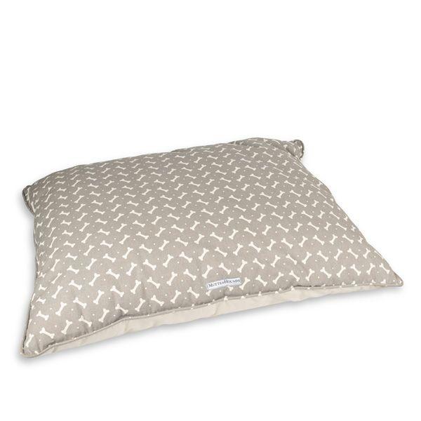 Mushroom Bone Pillow Dog Bed
