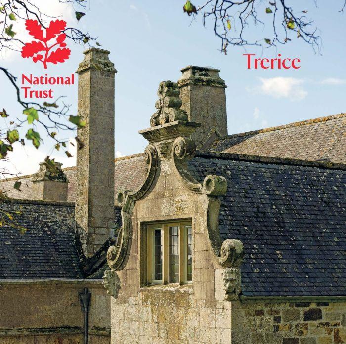 National Trust Trerice Manor Guidebook